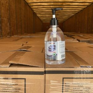 Wholesale hand sanitizer by pallets